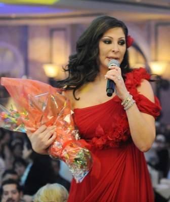 Elissa & Wael Kfoury Valentine 2010