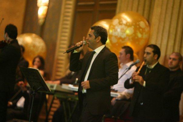 Fadel Shaker , Nancy Ajram & Assi Hallani
