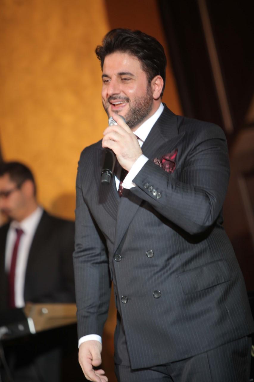 Melhem Zein, Assi Hallani & Michel Fadel