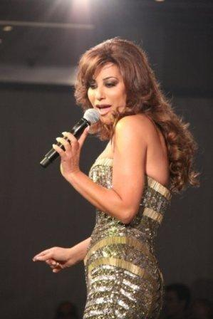 Najwa Karam & Wael Kfoury Adha 2009