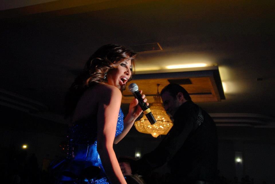 Najwa Karam & Ayman Zbib Australia 2012