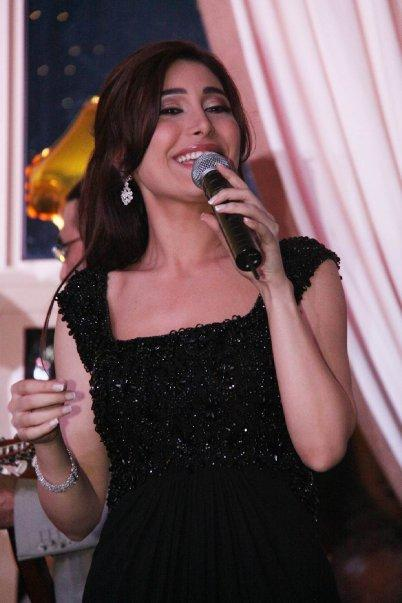 Yara & Fares Karam NY 2010