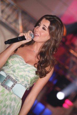 Nancy Ajram & Wael kfoury 2008